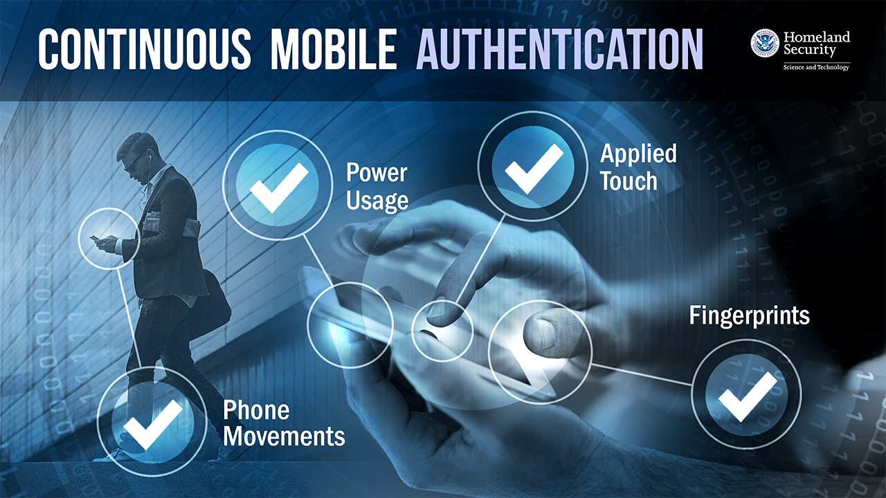 DHS Authentication Graphic
