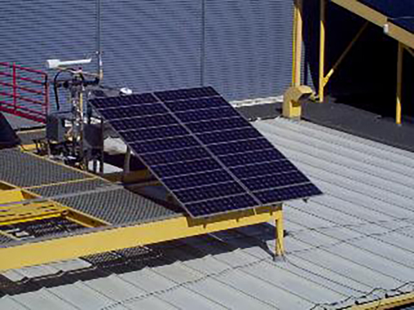 NIST photovoltaic water heater