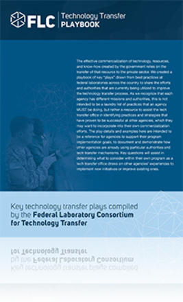 Technology Transfer Playbook